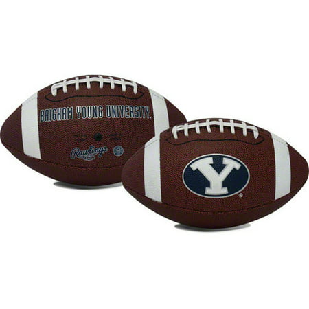 BYU Cougars Rawlings Game Time Full Size Football Team Logo - Byu Football Team Halloween