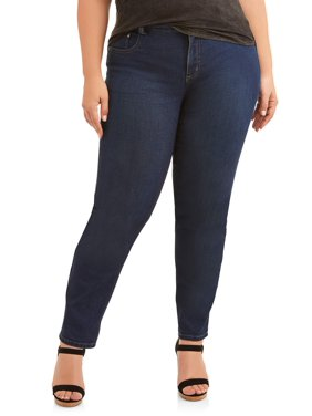 bd4d081eb54 Product Image Women s Plus-Size 5 Pocket Stretch Jean