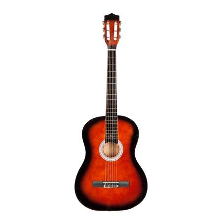 Red Classic Guitar - Ktaxon Beginner's 38