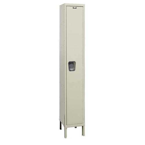 Hallowell Maintenance-Free 1 Tier 1 Wide Quiet Locker