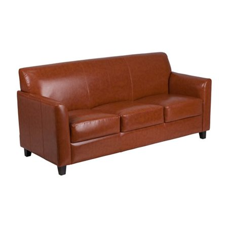 Swell Brayden Studio Ensor Leather Sofa Caraccident5 Cool Chair Designs And Ideas Caraccident5Info