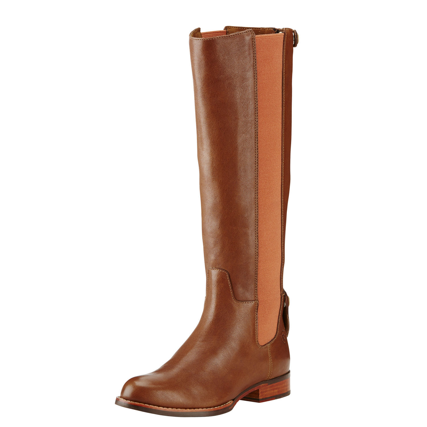 Ariat Womens Waverly Leather Knee High Riding Boots