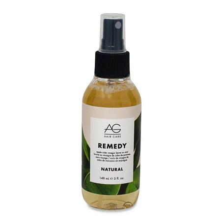 AG Hair Natural Remedy Apple Cider Vinegar Leave On Mist 5