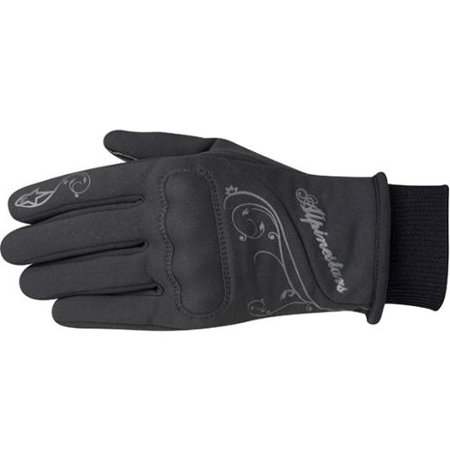 (Alpinestars Stella C1 Windstopper Womens Textile Gloves Black)