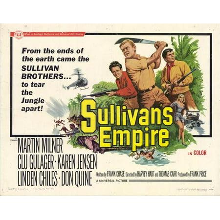 Sullivan's Empire POSTER Movie Mini Promo