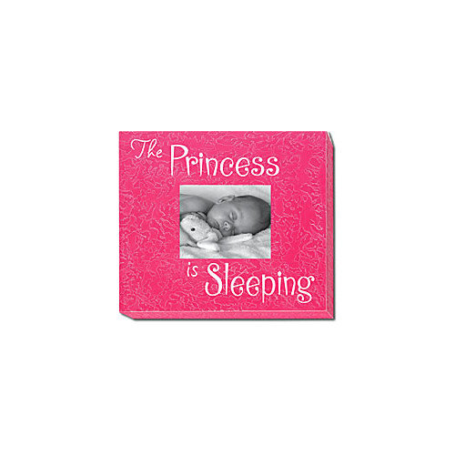 Forest Creations The Princess Is Sleeping Picture Frame