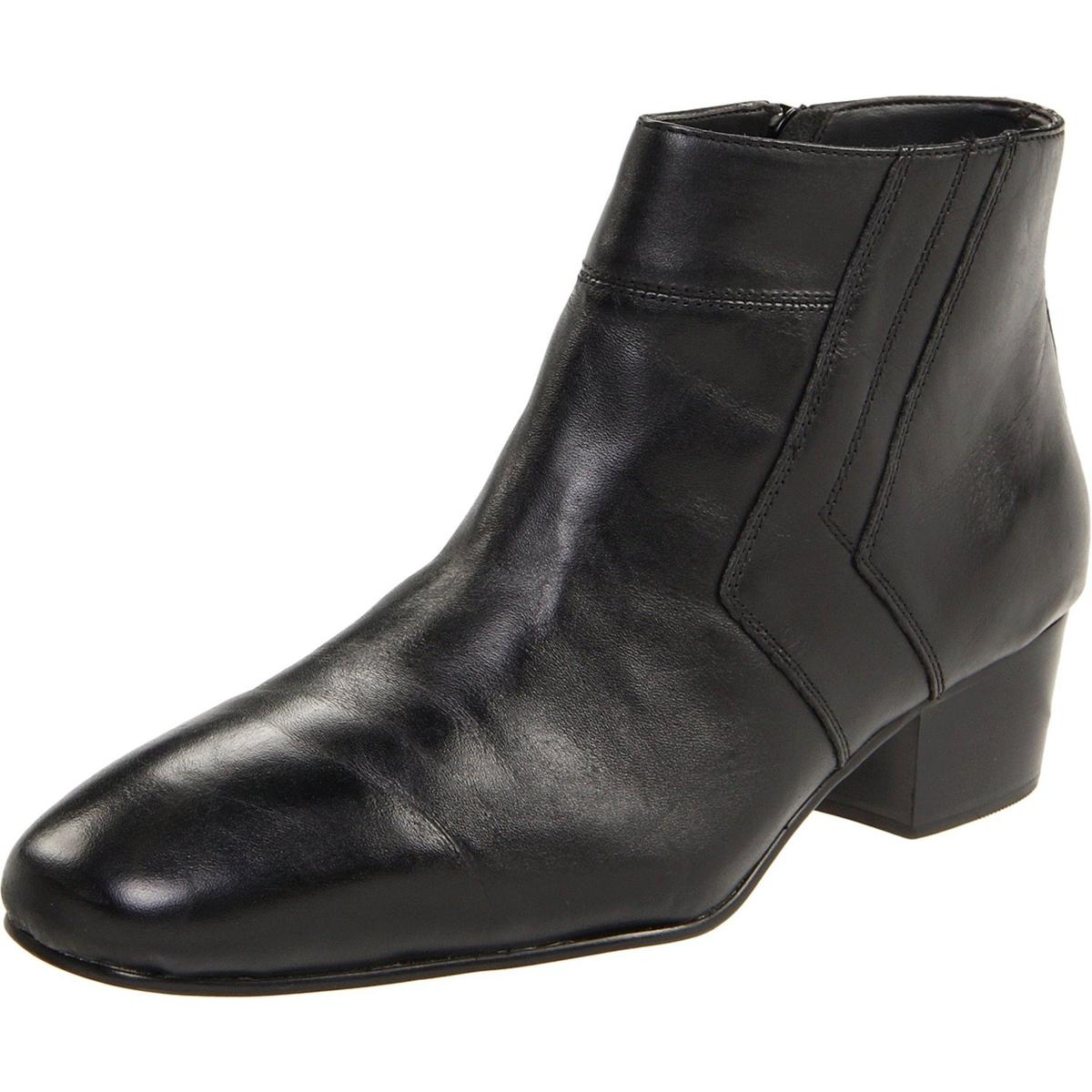Giorgio Brutini Mens Blackjack Leather Formal Ankle Boots