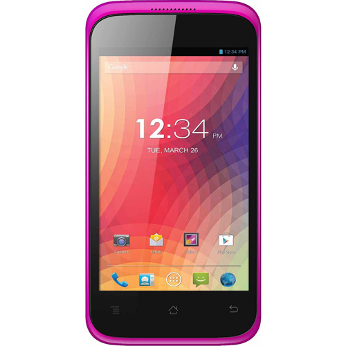 BLU Star 4.0 S410a GSM Android Cell Phone (Unlocked), Pink