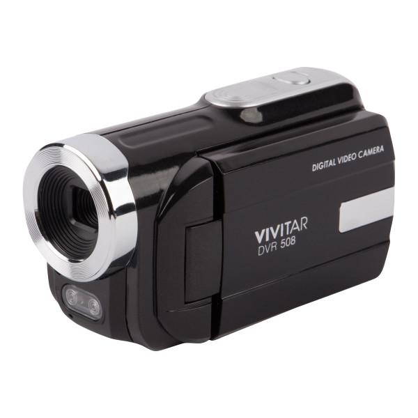 Vivitar Black DVR508 HD Digital Video Recorder
