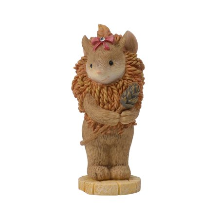 Tails with Heart 6003613 Cowardly Lion Mouse