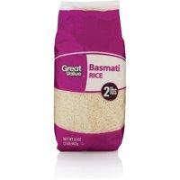 Great Value Gv Basmati Rice 2lb