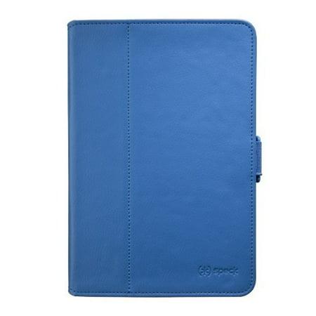 New Speck iPad Mini 1 / 2 / 3 Blue FitFolio Flip Cover Case+Kickstand SPK-A1513