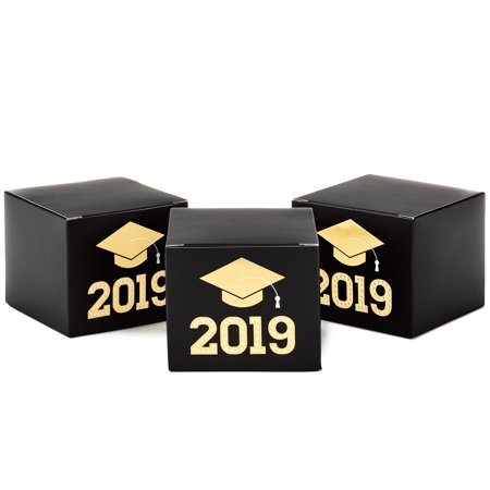 Hallmark Graduation Gift Boxes, Class of 2019 - Gift Boxes For Wine Glasses