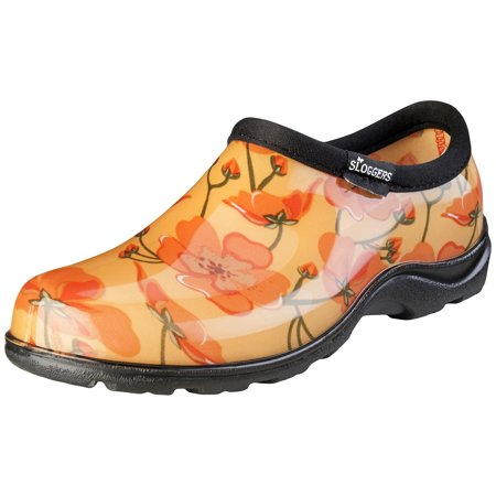Sloggers Women's Waterproof Comfort Shoes - California Dreaming Print