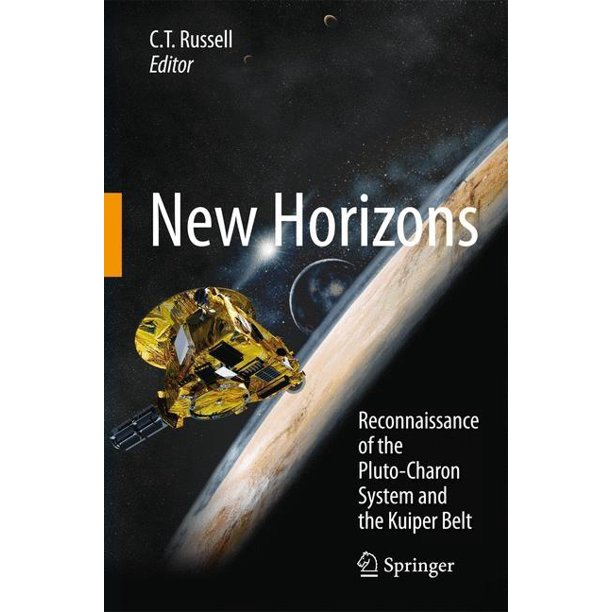 New Horizons: Reconnaissance of the Pluto-Charon System and the Kuiper Belt (Hardcover)