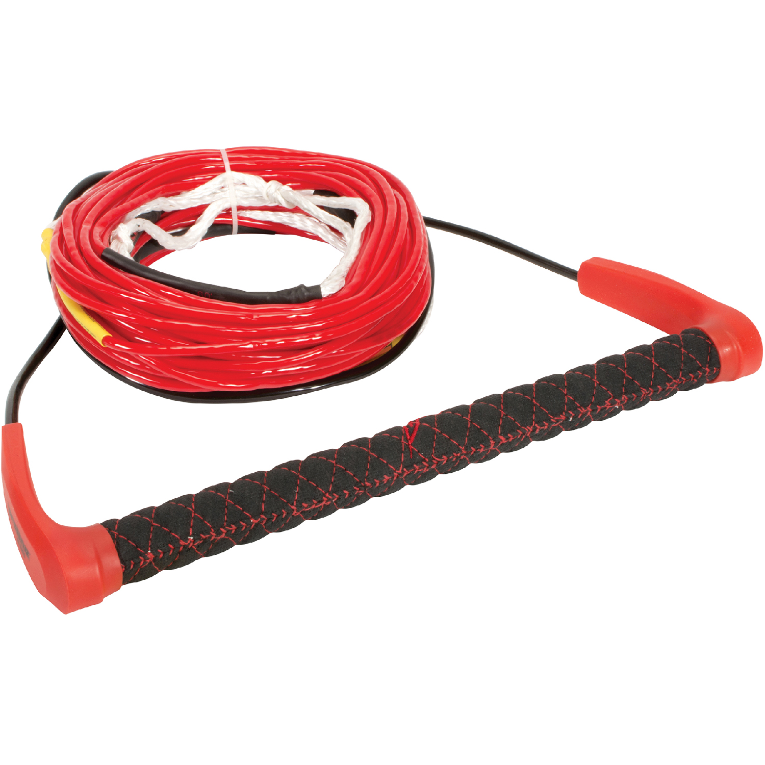 Proline 2018 75' LGS Package w  Dyneema Air (Red) Wakeboard Rope & Handle Combo by