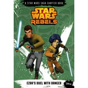 Star Wars Rebels Ezra's Duel with Danger
