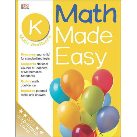 Math Made Easy: Kindergarten - Kindergarten Math Activities