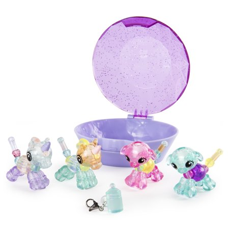 Unicorn Bracelet (Twisty Petz - Babies 4-Pack Unicorns and Puppies Collectible Bracelet Set for)