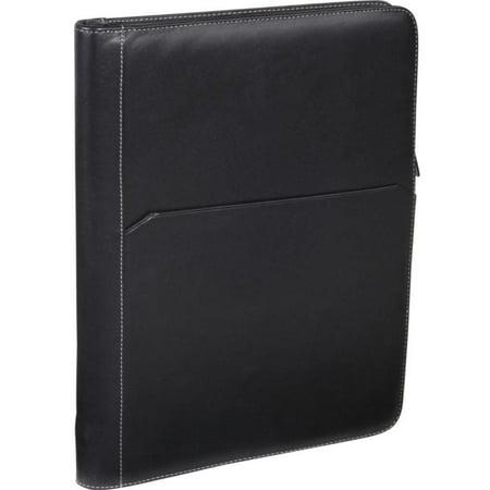 Polyester Portfolio (Amerileather  Leather Zip Writing Portfolio Cover)
