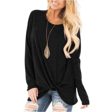 Women s Long-sleeved T-shirt Autumn and Winter Kinky (Decoration Womens Winter Shorts)