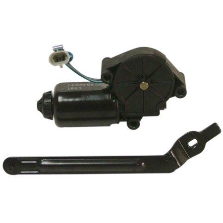 AC Delco 16516653 Headlight Motor For Pontiac Firebird, Driver Side
