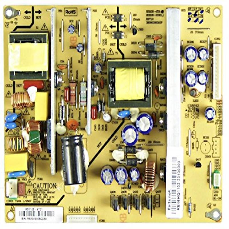 Rca RE46HQ1102 Power Supply Board RS110S-4T01