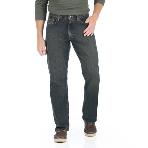 Wrangler   Big Men's Relaxed Straight Fit Jeans