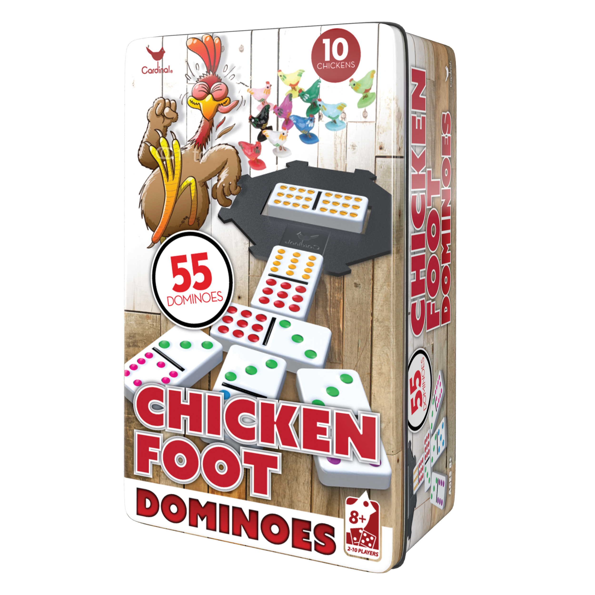 Chicken Foot Dominoes