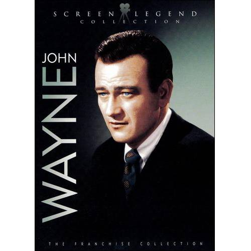 John Wayne: Screen Legend Collection - Reap The Wild Wind / The Spoilers / The War Wagon / Hellfighters / Rooster Cogburn