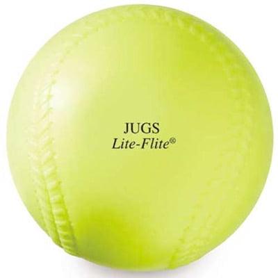 JUGS Lite Flite Softballs 11in - Package of 12