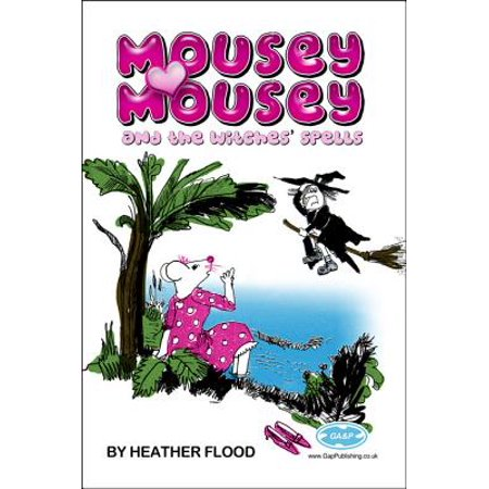 Mousey Mousey - eBook - Funny Halloween Witches Spells