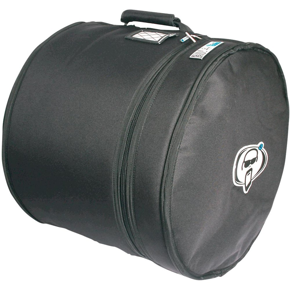 Protection Racket Padded Floor Tom Case with RIMS 15 x 15 in. by Protection Racket