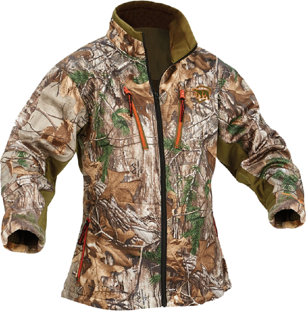 Arctic Shield Womens Heat Echo Light Jacket Realtree Xtra Camo Xlarge by Arctic Shield
