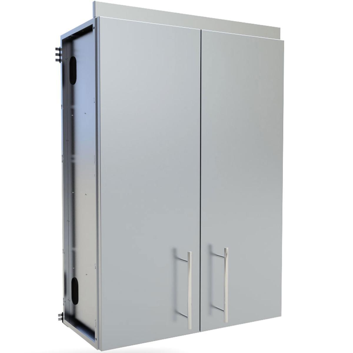 Sunstone 30-Inch Outdoor Kitchen Double Door Wall Cabinet ...