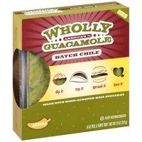 Wholly Guacamole Hatch Chile Guacamole, 12 oz Box