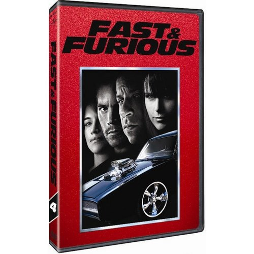 Fast & Furious (2009) (Anamorphic Widescreen)