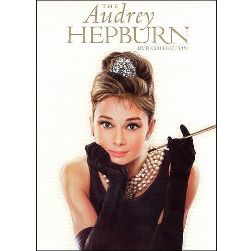 The Audrey Hepburn DVD Collection: Roman Holiday / Sabrina / Breakfast at Tiffany's (1961) (Widescreen)