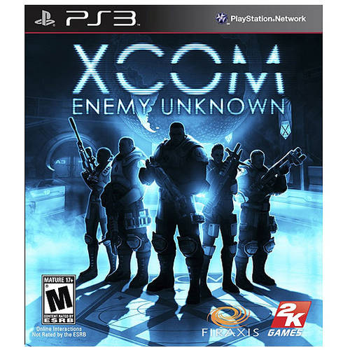XCOM: Enemy Unknown (PS3) - Pre-Owned