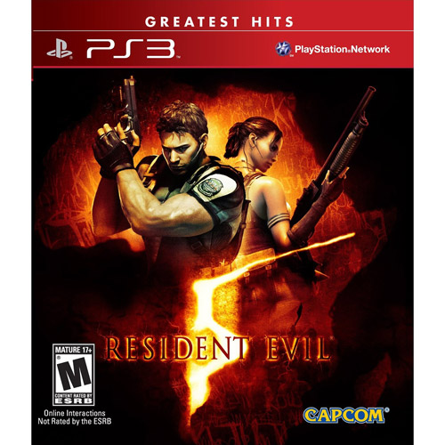 Resident Evil 5 - Greatest Hits (PS3)