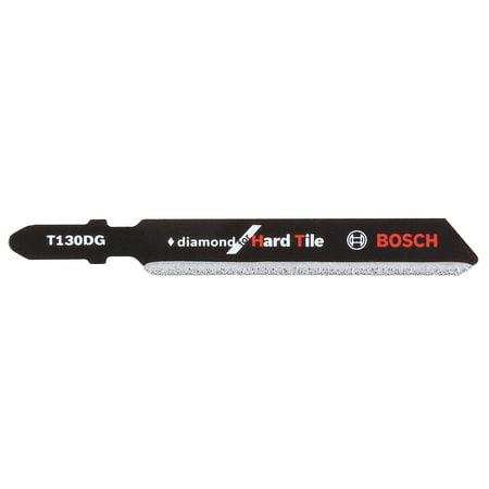 Jigsaw Blade,T-Shank,3-1/4 In. L BOSCH T130DG