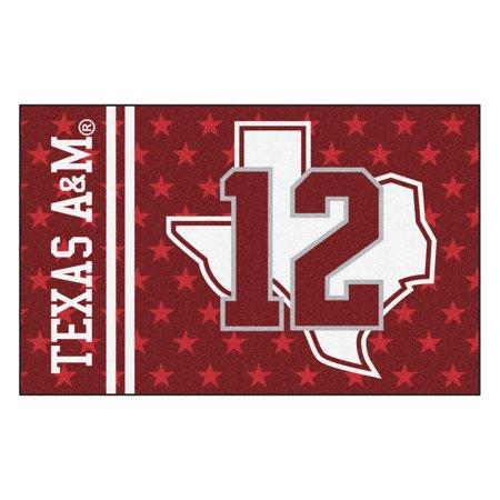 Texas A&M Uniform Starter Rug - Texas A&m Uniforms Halloween