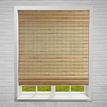 Calyx Interiors Bamboo Roman Window Blinds Shades 36 Quot W X