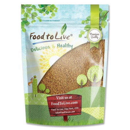 Food To Live  Alfalfa Seeds (1 Pound)