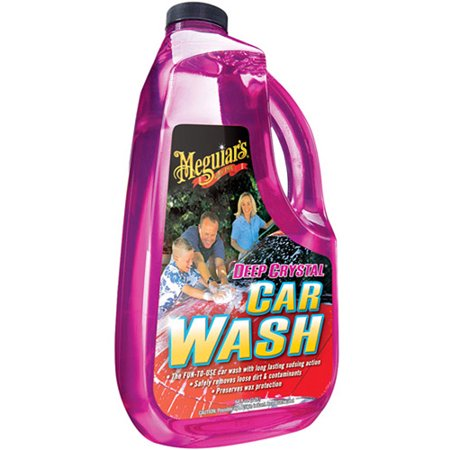 Meguiar's Deep Crystal Car Wash (Car Soap)