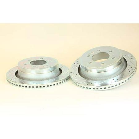 Baer 99169-020 Brake Rotor Pair