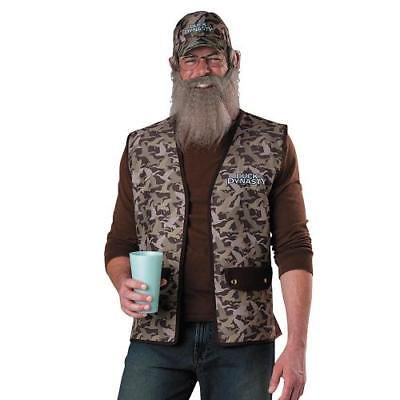 IN-13730438 Duck Dynasty Uncle Si Halloween Costume for Men  By Fun Express