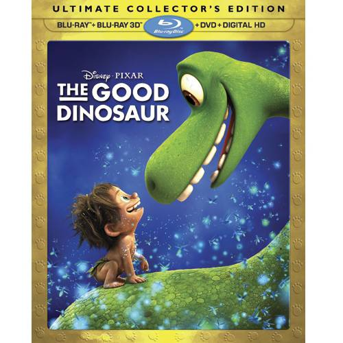 The Good Dinosaur (Ultimate Collector's Edition) (Blu-ray + Blu-ray 3D + DVD + Digital HD)