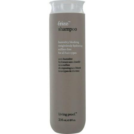 Living Proof No Frizz Shampoo 8 oz (Pack of 2)