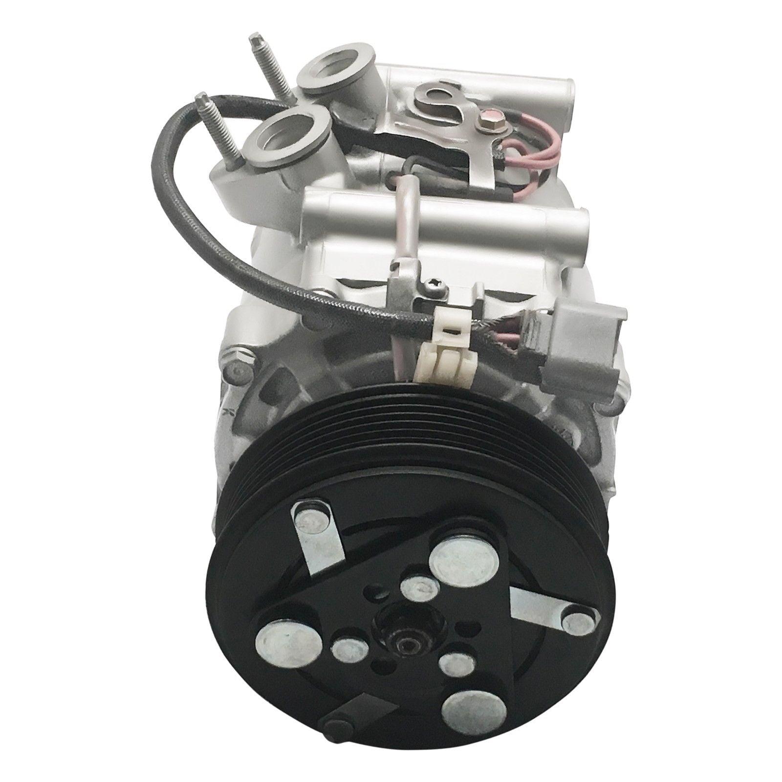 Remanufactured AC Compressor Kit GG613 2002 2003 2004 2005 Honda Civic 1.7L
